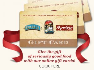 Downtown Dining Giftcard website
