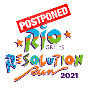 Rio Grill's Resolution Run 2021 Postponed